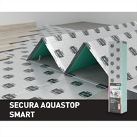 Secura Aquastop 3in1 Smart con barriera a vapore 2,2 mm