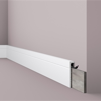 Copribattiscopa Wallstyl CF2 - 110x22 mm